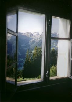 This view would make for a great morning~