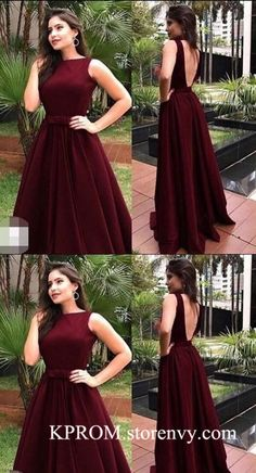Charming Long Prom Dress Backless A-Line Formal Evening Gown .- Charmante lange prom jurk backless a-lijn formele avondjurk Charming long prom dress backless a-line formal evening dress - Backless Prom Dresses, A Line Prom Dresses, Formal Evening Dresses, Homecoming Dresses, Bridesmaid Dresses, Dress Prom, Dress Long, Dress Formal, Formal Prom