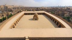 Ibn Tulun mosque is the oldest intact functioning Islamic monument in Cairo. It is the third mosque constructed for the whole community. It is for the