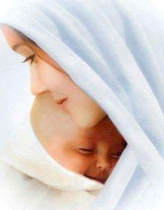 Virgen Maria, por los méritos del Espíritu Santo te alabamos...