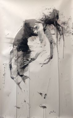 ewa hauton ink on paper Sketch Painting, Figure Painting, Painting & Drawing, L'art Du Portrait, Abstract Portrait, Dance Paintings, Modern Art Paintings, Abstract Pencil Drawings, Art Drawings