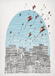 Kedesh Art Print by David Fleck