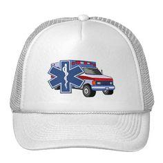 EMS EMT Paramedic Hats