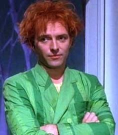 Rik Mayall - Drop Dead Fred I adored his sense of humor in that flick. Childish yet intelligent, hilarious yet emotional. That makes him absolutely dreamy to me. Dark Comedy Movies, Comedy Films, Horror Movies, Rik Mayall, Pete Burns, Blackadder, Comedy Duos, Great Comedies, Psychological Horror