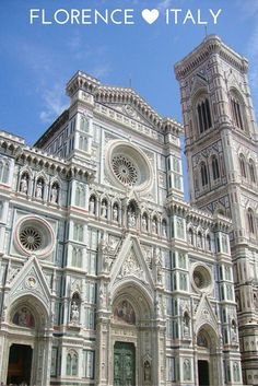 Tips for how to spend the perfect day in Florence, Italy. No trip is complete without seeing the Duomo!