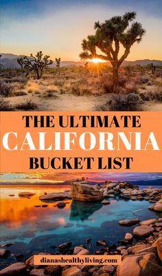California Travel Guide, California Destinations, Us Travel Destinations, Visit California, Places To Travel, Usa Travel, Canada Travel, Beautiful Places To Visit, Cool Places To Visit