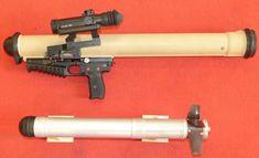 Modern Firearms - BUR grenade launcher (Russia)