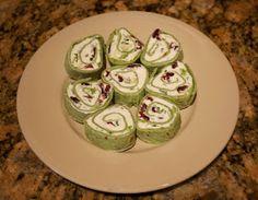 Octoberfarm: Christmas Pinwheel Appetizers