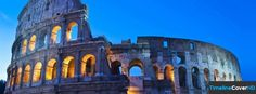 Rome Italy Timeline Cover 850x315 Facebook Covers - Timeline Cover HD
