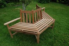 Tree Benches, Ideal For All Trees | Quality Teak Tree Benches
