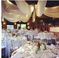 Reception enchanted forest wedding Barbarlee Designs Fredericton, New Brunswick, Canada
