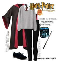 """""""Harry Potter Marathon"""" by fandoms-unite-3947 ❤ liked on Polyvore featuring Alice + Olivia, Forever Unique, Uniqlo, Breckelle's, women's clothing, women, female, woman, misses and juniors"""