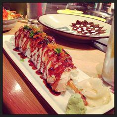 #benihana #foodporn #sushi #bomb - @iitsizzy- #webstagram