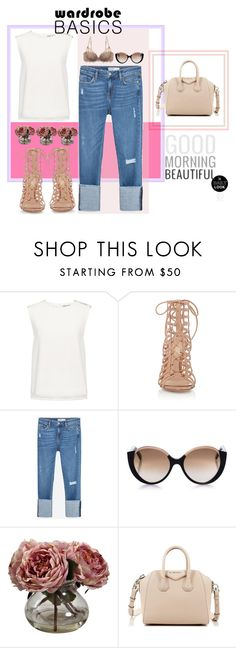 """""""Basics"""" by demy19-l on Polyvore featuring Finders Keepers, Gianvito Rossi, Zara, Cutler and Gross, Nearly Natural, Givenchy and Dita Von Teese"""