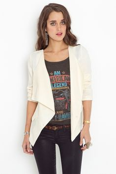 Clothes Outerwear Jackets at Nasty Gal