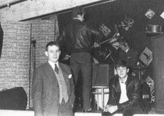 9th December 1961: The Beatles play to 18 people in Aldershot