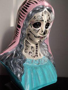 dia de los muertos Mary