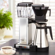 Moccamaster KBGT Coffee Maker By Technivorm Coffee Makers