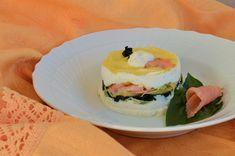 Timballini di salmone e ricotta - di Zibaldone culinario