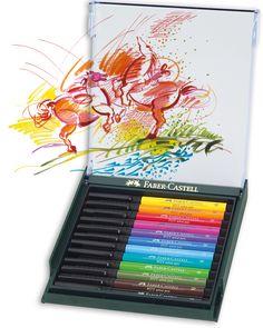 PITT artist pen brush 12er Set - Summer - ZEICHEN-CENTER EBELING GmbH