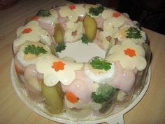 Party Platters, Food Decoration, Appetizers, Eggs, Pudding, Snacks, Cooking, Breakfast, Cake