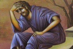 Ο πόνος και οι δοκιμασίες Greek Words, Faith In God, Spirituality, Painting, Lord, Thoughts, Youtube, Flats, Quotes