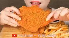 Mukbang Korean, Korean Food, Sleepover Food, Food Vids, Slime Craft, Asmr Video, Slime Asmr, Food Challenge, Diy Food