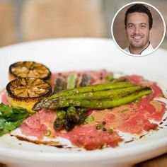 What are some good recipes by Fabio Viviani?