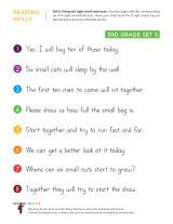 Free kindergarten worksheets with 8 Dolch sight words to a page. Cut them apart to make free Dolch Sight Word flashcards for children. Sight Word Sentences, Sight Word Flashcards, Sight Word Worksheets, Dolch Sight Words, Simple Sentences, Third Grade Reading, Guided Reading, Wilson Reading, Read Letters