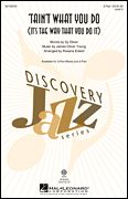 Here is a song written in the big band era, first sung by jazz vocalist, Ella Fitzgerald, in 1939 and ideal for introducing beginning and developing groups to swing style. In the Discovery Series, it's perfect for building jazz diction and rhythmic skills.