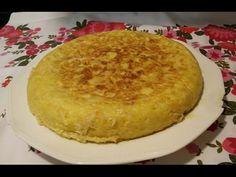 Tortilla de patatas al estilo de Mariaje