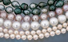 The luminous pearl is June's coveted birthstone. GIA (060313)