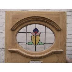Glass doormagnificent kensington palace apartments architectural stained glass doors 1930 edwardian stained glass exterior door with surrounding windows planetlyrics Image collections