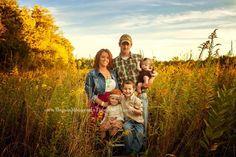 Outdoor family pics ❤
