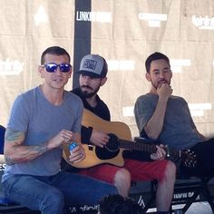 Linkin Park-I was at this summit!!!