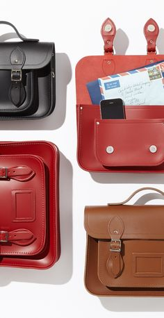 It's so hard to chose just one design/ colour - I love them all!     Cambridge satchel company