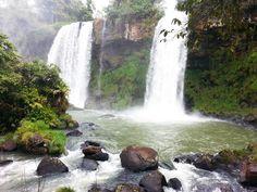 Chutes d'Iguazu - Côté Argentine  #chutes #cataratas #iguazu #argentine