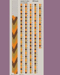 Boncuk şeması isteyenler işte şema🤗bunu çok beğendiniz ben dm ile yollamaktan yoruldum buyrun😘 Crochet Bracelet Pattern, Beaded Necklace Patterns, Crochet Beaded Bracelets, Bead Crochet Patterns, Bead Crochet Rope, Jewelry Patterns, Bracelet Patterns, Beading Patterns, Peyote Patterns