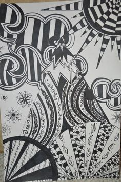 sharpies by Noor Sheikh @pinksheikh