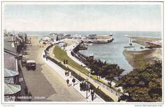Girvan Harbour 1932