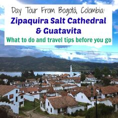 What to expect on a day tour from Bogotá, Colombia to the Salt Cathedral of Zipaquira and Lake Guatavita. Colombian Cities, Colombian Culture, Places Around The World, Around The Worlds, Colombia Travel, Short Trip, Travel Alone, Day Tours, Countries Of The World