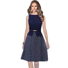 Like a Princess 👑 Polka Dot Dress b58e63e75bdff