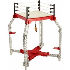 WWE Create a WWE Superstar Ring Builder Playset *** Check out the image by visiting the link. Page Wwe, Wwe Toys, Wwe Action Figures, Toy Barn, Wwe World, Wwe Superstars, Wrestling, Cool Stuff, Lucha Libre