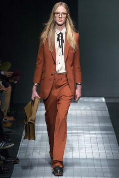 Gucci - Fall 2015 Menswear - Look 4 of 37