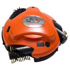 Grillbot - Automatic Grill Cleaning Robot - Orange