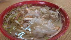 YA!巧合の「餛飩麺」