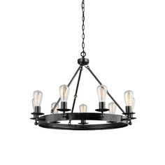 Found it at AllModern - Ravenwood Manor 9-Light Candle-Style Chandelier