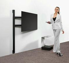 Wissmann Raumobjekte - TV-holder solution art121