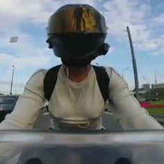 Enjoy my tits Motorbike Girl, Motorcycle Helmets, Lady Biker, Biker Girl, Hd Fatboy, Motocross Videos, Sportster Cafe Racer, Chicks On Bikes, Motorcycle Girls