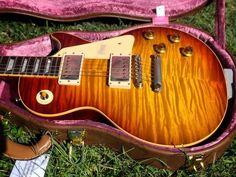 Gary Richrath, Cool Car Pictures, Les Paul Guitars, Les Paul Standard, Gibson Guitars, Money Affirmations, Guitar Art, Gibson Les Paul, Acoustic Guitars